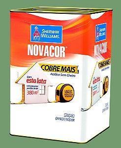 Tinta Acrílica Concreto Cobre Mais 18LT Novacor - 38591006