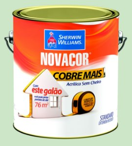 Tinta Acrílica Erva Doce Cobre Mais 3.6LT Novacor - 38595501