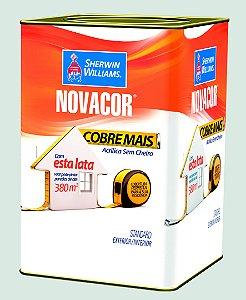 Tinta Acrílica Gelo Cobre Mais 18LT Novacor - 38595706