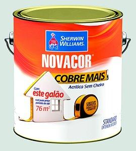 Tinta Acrílica Gelo Cobre Mais 3.6LT Novacor