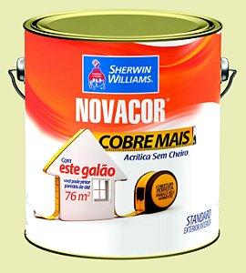 Tinta Acrílica Marfim Cobre Mais 3.6LT Novacor - 38596601