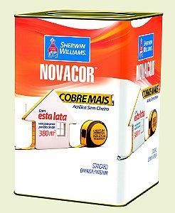 Tinta Acrílica Perola Cobre Mais 18LT Novacor - 38597206