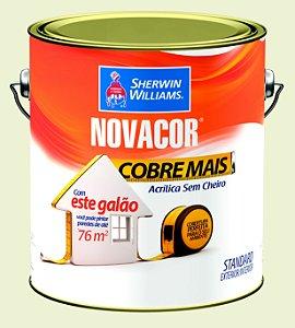 Tinta Acrílica Perola Cobre Mais 3.6LT Novacor - 38597201