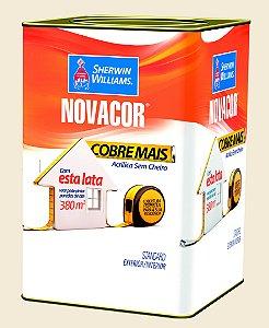 Tinta Acrílica Pêssego Cobre Mais 18LT Novacor - 38597006