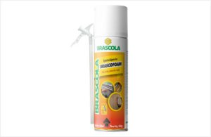 Brascofoam Espuma Expansiva 500ML Brascola - 3210010