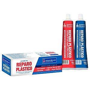 Kit Reparo para peças plásticas Lazzuril