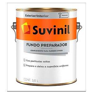 Fundo Preparador 3.6 L Suvinil