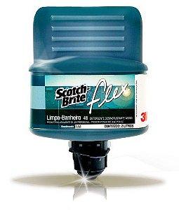 Limpa Banheiro Flex 4B Scotch-Brite™ para Limpeza Profissional