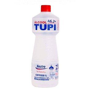 Álcool 1 litro Tupi