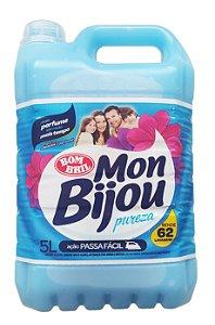 Amaciante Pureza Mon Bijou - 5 litros