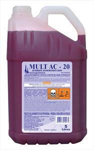 Limpa Pedra 5 litros Mult AC 20