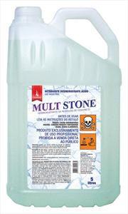 Limpador Concentrado 5 Litros Mult Stone