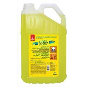 Detergente Desengordurante Grill Cleaner Multquimica - 5 litros