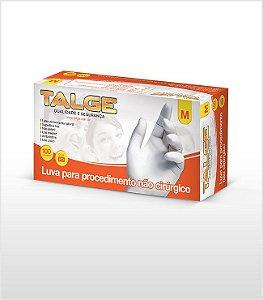 Luva Procedimento Latex com Pó Talge