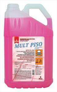Mult Piso - 5 Litros Multquimica