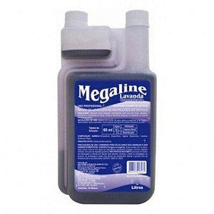 Desinfetante Megaline Multiquimica - 1 litro