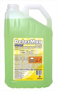 Detergente Alcalino para piso Determaq Multquímica