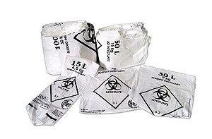 Saco de Lixo Hospitalar 150 Litros com 100 unidades - Nekplast