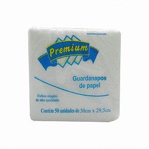 Guardanapo Folha Simples Premium 20x22,5 c/50 - Barigui