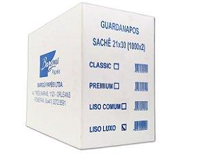 Guardanapo Folha Simples Embalado 21x20 - c/1000
