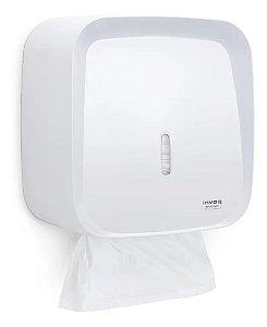 Dispenser Toalha Interfolhado - Linha Invoq - Premisse