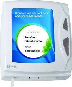 Dispenser Higiênico Rolão - Linha Infinity - Fortcom