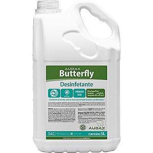 Desinfetante Pronto Uso Butterfly Audax - 5 litros