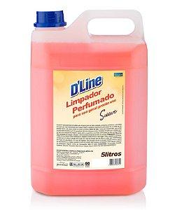 Limpador 5L Deoline Perfumado suave