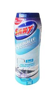 Sapólio em Pó Sany cloro - 300g