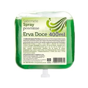 Sabonete Premisse Spray Erva Doce - 400ml