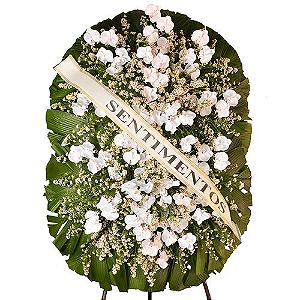 Coroa de Flores Dupla 1