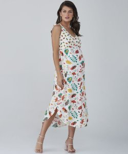 Vestido Floral Mix