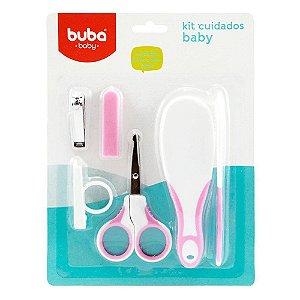 Kit Higiene e  Cuidados Baby Buba