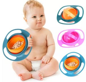 Alimentador Giro Bowl Infantil Buba