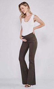 Calça Jeans Militar