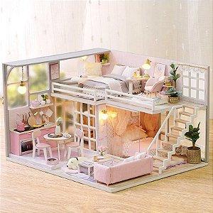 Miniatura: Quebra Cabeça 3D Realista - Sonho de Menina (DIY)