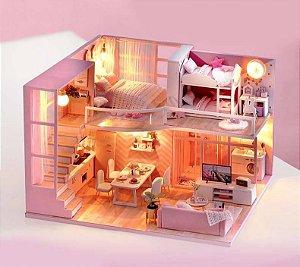 Miniatura: Quebra Cabeça 3D Realista - Sonho dos Anjos (DIY)