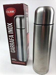 Garrafa Inox 500ml Clink