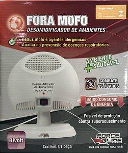"""Desumidificador de Ambiente """"Fora Mofo"""" Forceline"""