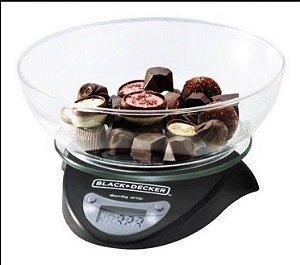Balança Digita Cozinha Black+Decker BC250