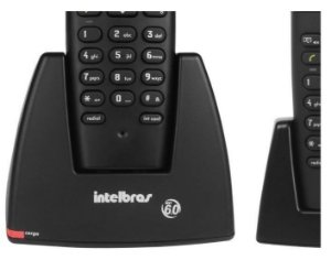 Telefone s/ Fio Duo Intelbras TS40C Telefone+Ramal