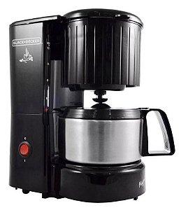 Cafeteira Elétrica CM12 Black+Decker 127volts
