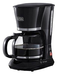 Cafeteira Elétrica CM301 Black+Decker 127volts