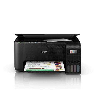 Impressora Multifuncional Epson EcoTank L3250, Wireless, Wi-Fi Direct, Bivolt