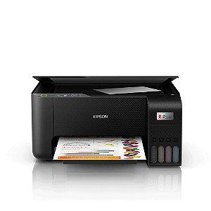 Impressora Multifuncional Epson EcoTank L3210, USB 2.0 De Alta Velocidade, Bivolt