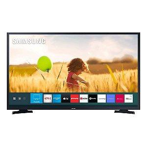 "Smart TV Samsung Tizen FHD 2020 T5300 40"", HDR Preto Bivolt"