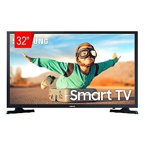 """Samsung Smart TV Tizen HD T4300 32"""", HDR"""