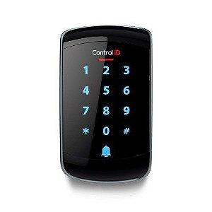 Controlador de Acesso iD Touch IP65 - Proximidade 13,56 mHz e senha