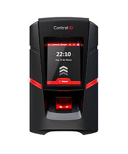 Controlador de Acesso Proximidade 13,56 MHz + Biometria