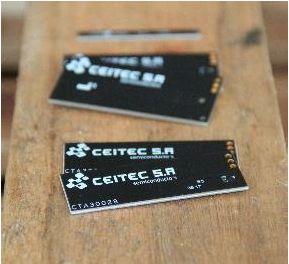 TAG RFID UHF 58 x 21 x 1,6 mm